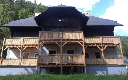Dirninger Holzbau Referenz Balkon (2)