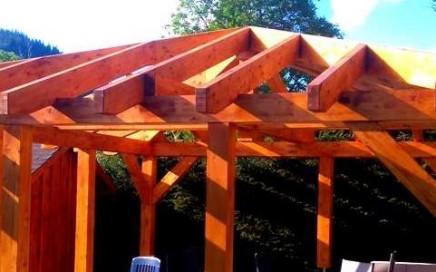 Dirninger Holzbau Referenz Pavillon (5) - Beitragsbild